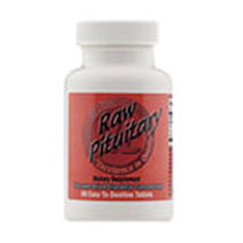 Raw Pituitary 200 mg, 60 Tablets, Ultra Enterprises