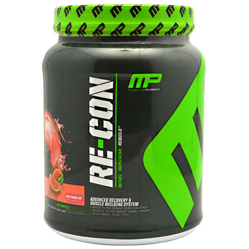 Muscle Pharm Recon Powder, Recovery and Muscle Building, 2.6 lb