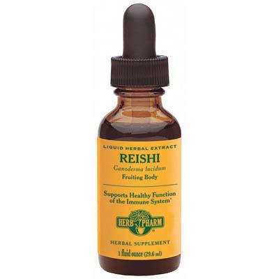 Reishi Extract Liquid, 4 oz, Herb Pharm