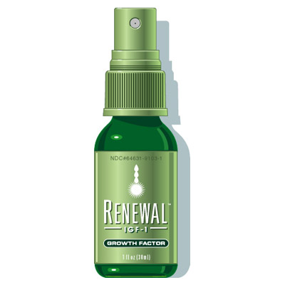 Always Renewal IGF-1, Ture IGF 1 Spray 1oz from Always Young - CLICK HERE TO LEARN MORE