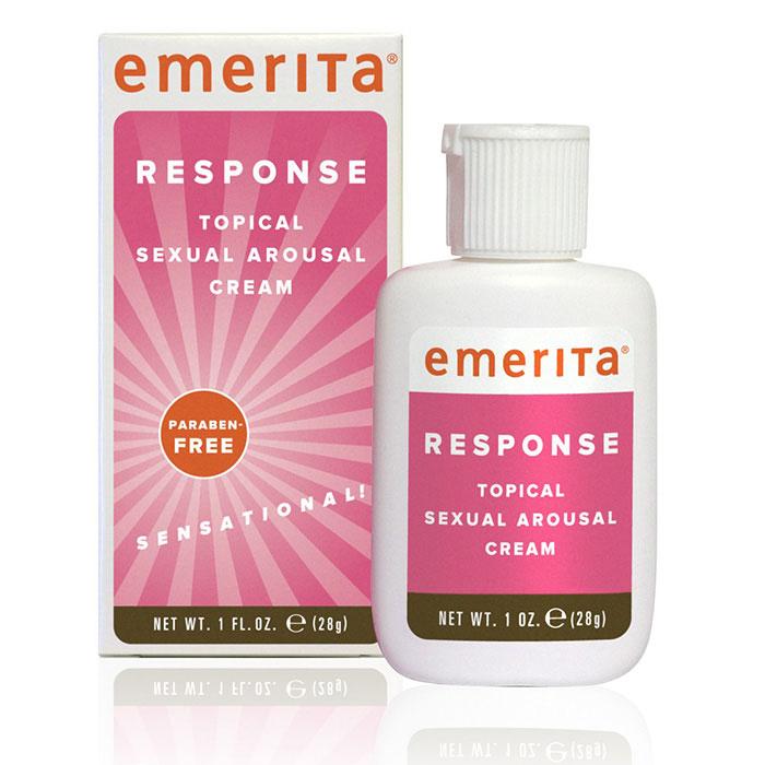 Response Cream for Women 1 oz from Emerita