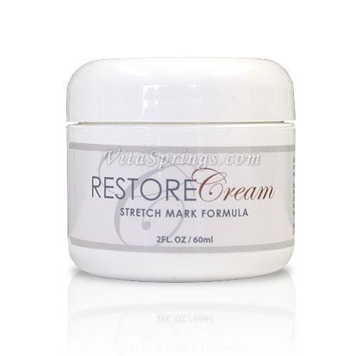 Restore Cream, Stretch Mark Formula, 2 oz, EyeFive