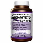 Resveratrol Synergy, 60 tabs, Jarrow Formula