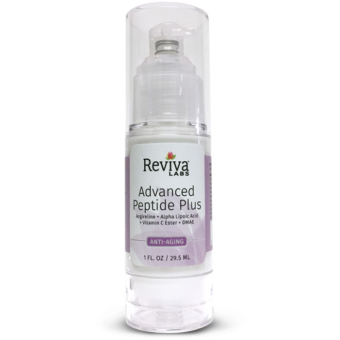Reviva Labs Advanced Peptide Plus, Anti-Aging Concentrate, 1 oz