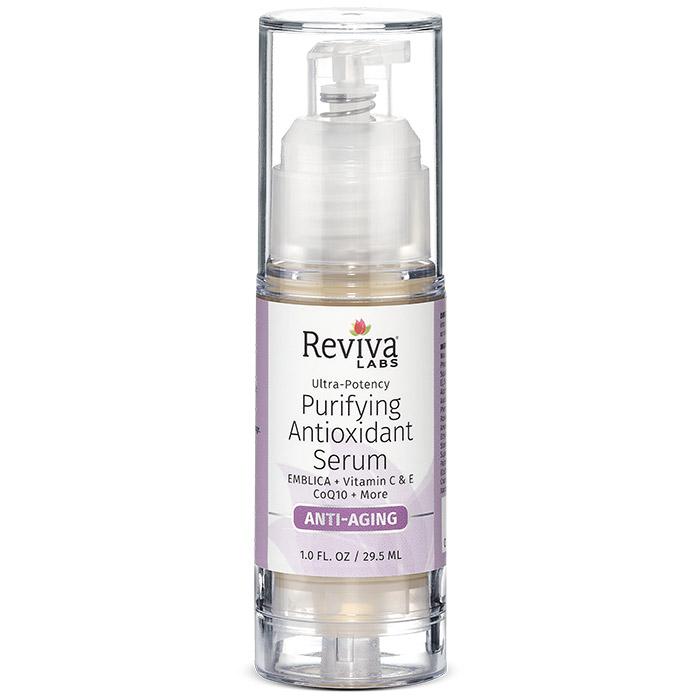 Reviva Labs Ultra-Potency Purifying Antioxidant Serum, 1 oz