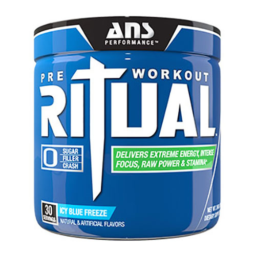 Ritual, Pre-Workout Supplement, 30 Servings, ANS Performance