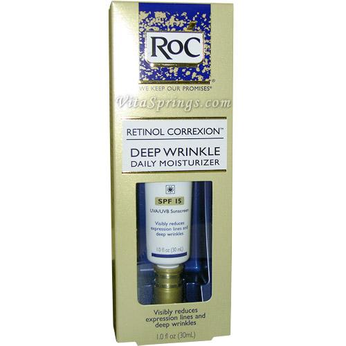 RoC Retinol Correxion Deep Wrinkle Daily Moisturizer 1 fl oz (30 ml)