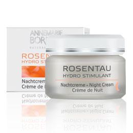 Rose Dew Night Cream, 1.7 oz, AnneMarie Borlind