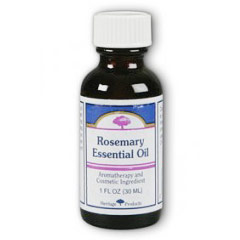 Rosemary Essential Oil, 1 oz, Heritage Products