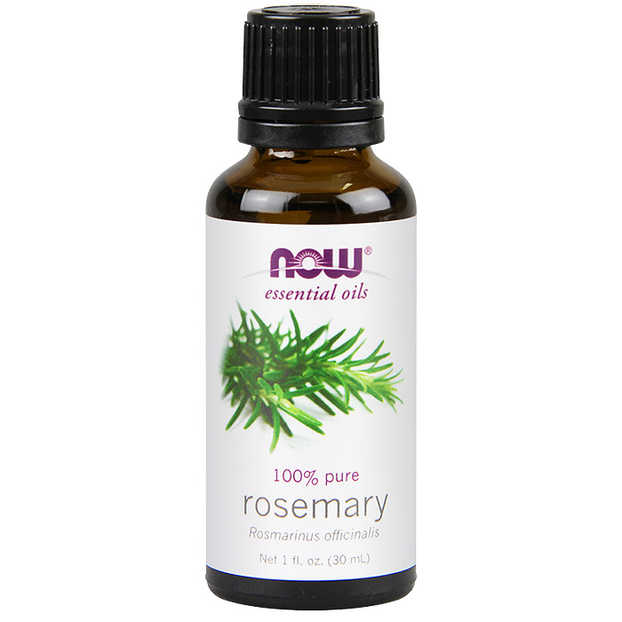 Rosemary Oil, 1 oz, NOW Foods