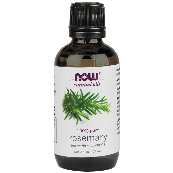 Rosemary Oil, 2 oz, NOW Foods