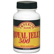 Royal Jelly 500 mg 50 caps from Imperial Elixir Ginseng