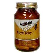 Royal Jelly 500mg 60 caps, Montana Naturals
