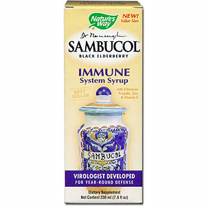 Sambucol Immune System Syrup 7.8 oz liquid from Nature's Way