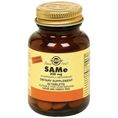 S-adenosyl methionine 200 mg