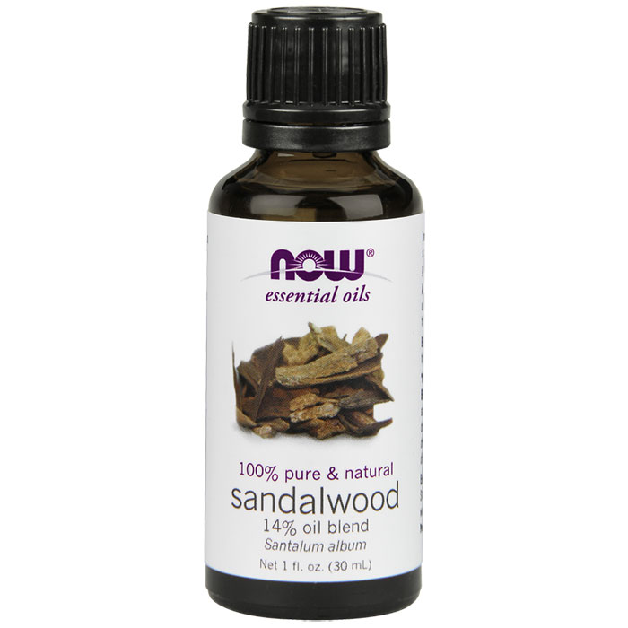 Sandalwood Oil Blend, 1 oz, NOW Foods