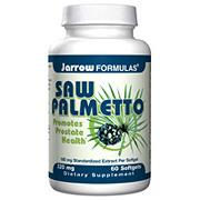 Saw Palmetto ( Serenoa repens ) 320 mg 60 softgels, Jarrow Formulas
