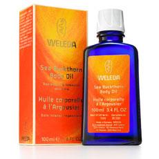 Weleda Sea Buckthorn Body Oil 3.4 fl oz