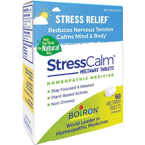 Sedalia Stress Relief 60 tabs from Boiron