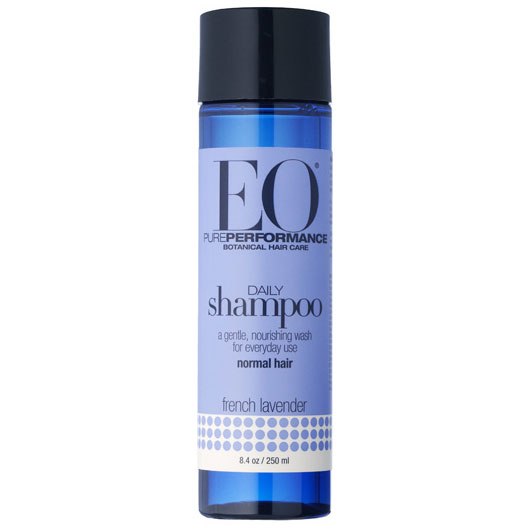 Shampoo French Lavender 8 Oz Eo Products Day Of Health