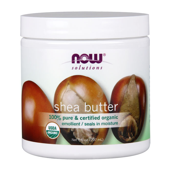Shea Butter, Organic, 7 oz, NOW Foods