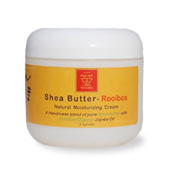 Shea Butter with Rooibos Tea, 4 oz, African Red Tea Imports