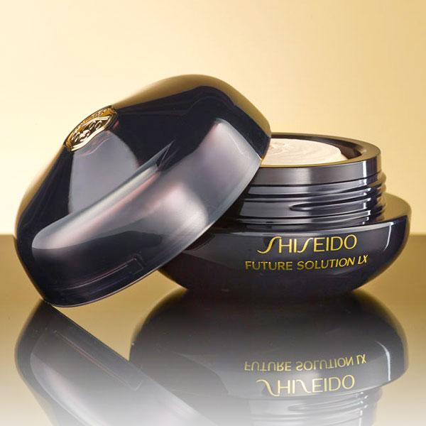 Shiseido Future Solution LX Eye & Lip Contour Regenerating Cream, 0.54 oz