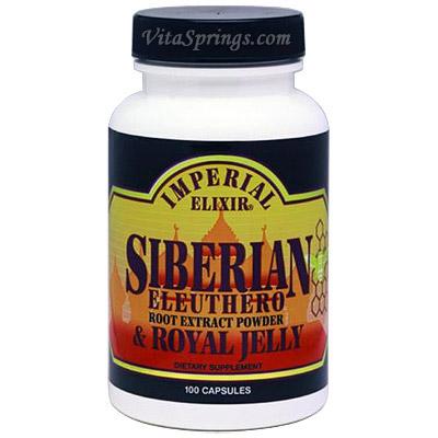 15% Off Siberian Eleuthero Royal Jelly