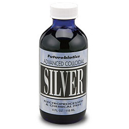 Advanced Colloidal Silver 4 fl oz, Futurebiotics