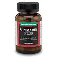 Silymarin Plus 60 tabs, Futurebiotics