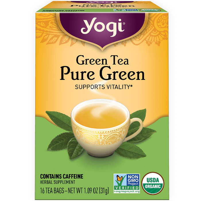 Simply Green Tea 16 tea bags from Yogi Tea