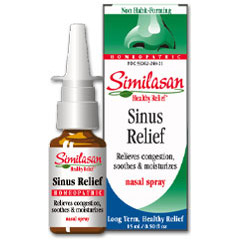 Sinus Relief Nasal Spray .5 fl oz from Similasan