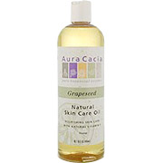 Pure & Natural Skin Care Oil, Grapeseed Oil, 16 fl oz from Aura Cacia
