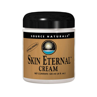 Skin Eternal Cream, Sensitive Skin 4 oz from Source Naturals