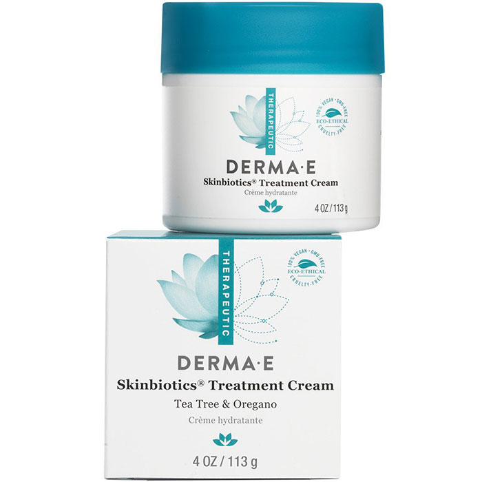 Skinbiotics Treatment Cream, 4 oz, Derma-E Skin Care