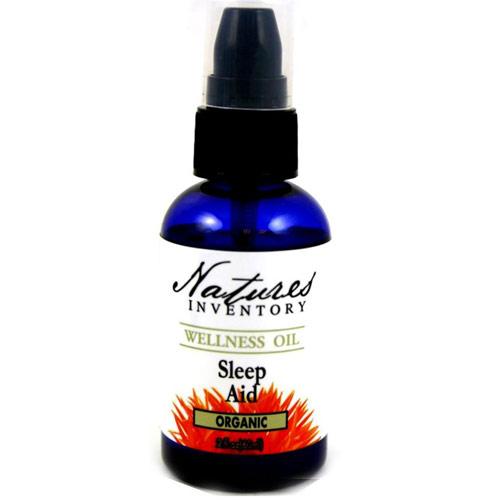 Sleep Aid Wellness Oil, 2 oz, Natures Inventory