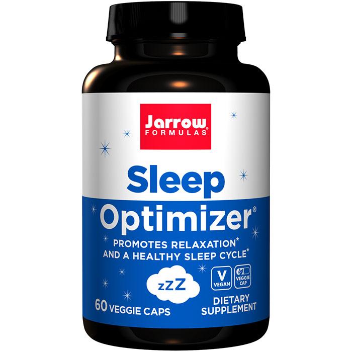 Sleep Optimizer, 60 Vegetarian Capsules, Jarrow Formulas