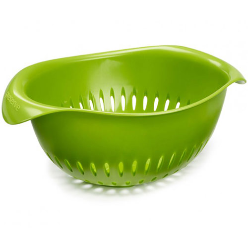 Small Colander, Apple Green, 1.5 Quart, Preserve