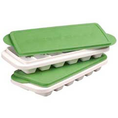 So Easy Baby Food Freezer Trays with Lids, 2 Sets, Fresh Baby LLC