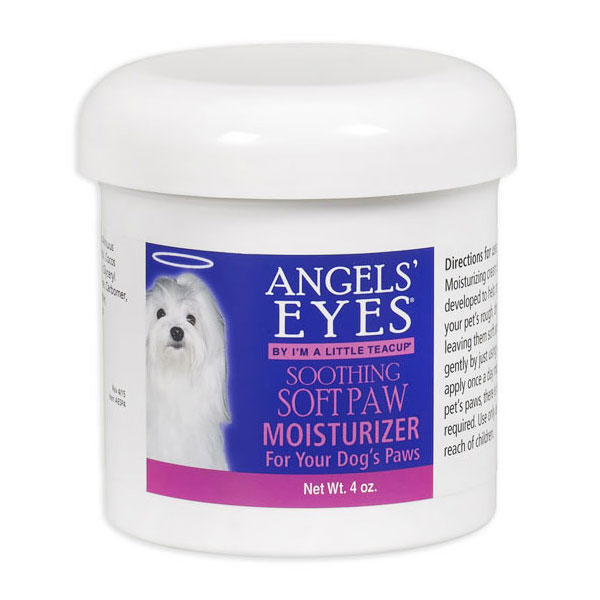 Soft Paw Moisturizer for Dogs, 4 oz, Angels Eyes