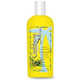 Sol Guard SPF 25, Biodegradable Sunscreen, 6 oz, Caribbean Solutions