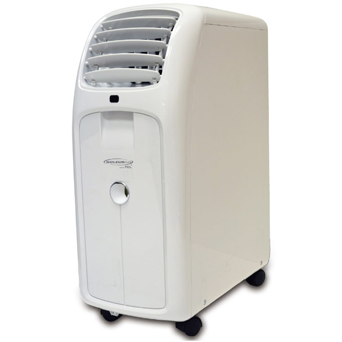 Soleus Air Portable Evaporative Air Conditioner 8,000 BTU (KY-80)