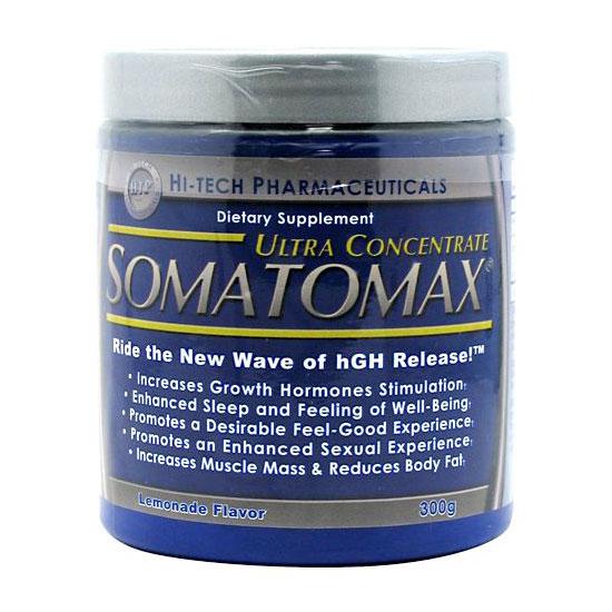 Somatomax Ultra Concentrate Powder, 20 Servings, Hi-Tech
