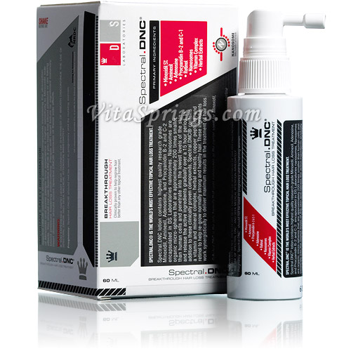 Spectral DNC, Breakthrough Topical Hair Loss Treatment, DS Laboratories (Bath and Beauty - Hair Care)