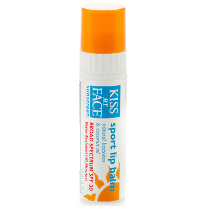 Sport Lip Balm SPF 30, 12 pc, Kiss My Face