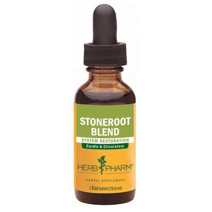 Stoneroot Extract (Collinsonia) Liquid, 1 oz, Herb Pharm