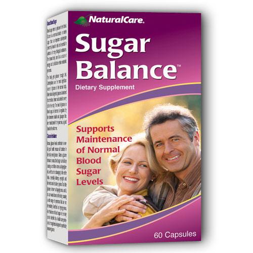 Sugar Balance 60 caps from NaturalCare