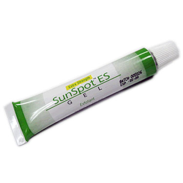 SunSpot ES Gel Glycoalkaloid Exfoliant, 14 g, Lane Labs - CLICK HERE TO LEARN MORE