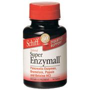 Super EnzymAll (Enzym All) 90 tabs from Schiff