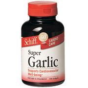 Super Garlic 260 grn 100 softgels from Schiff